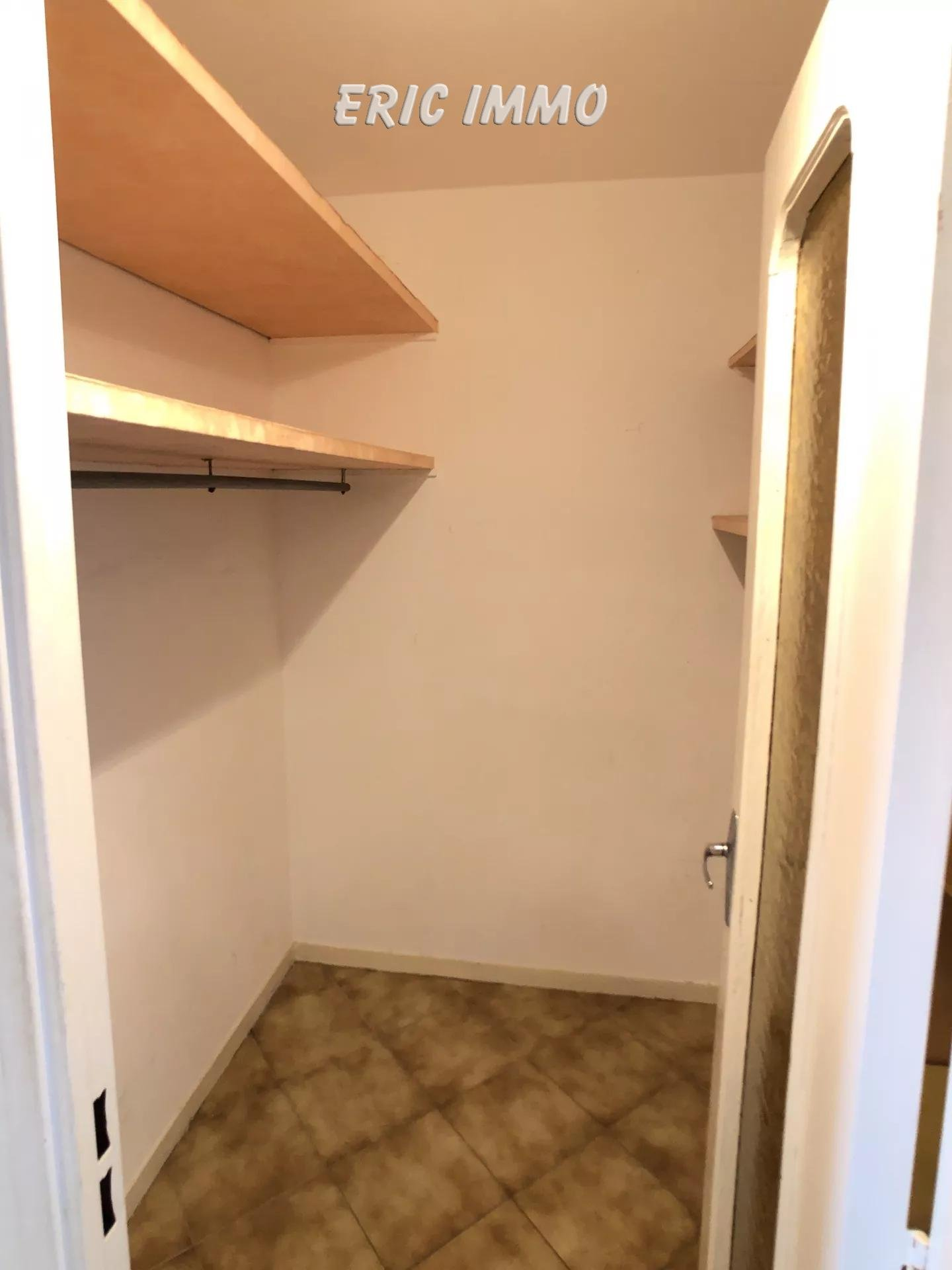 NICE OUEST / COSTIERE. 4 PIECES + CAVE + PARKING