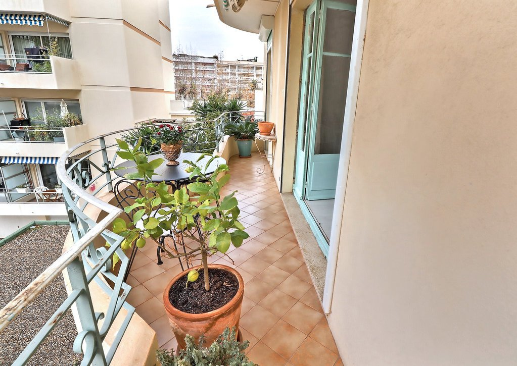 Appartement 2P avec terrasse au cœur de Palm Beach - Cannes Palm Beach