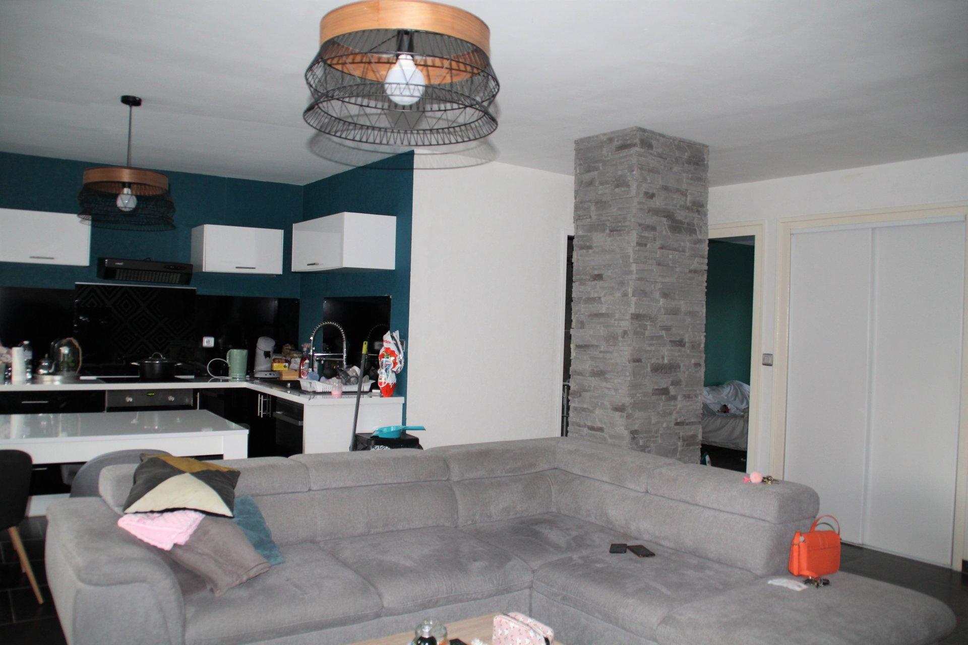 Appartement T3 avec deux balcons