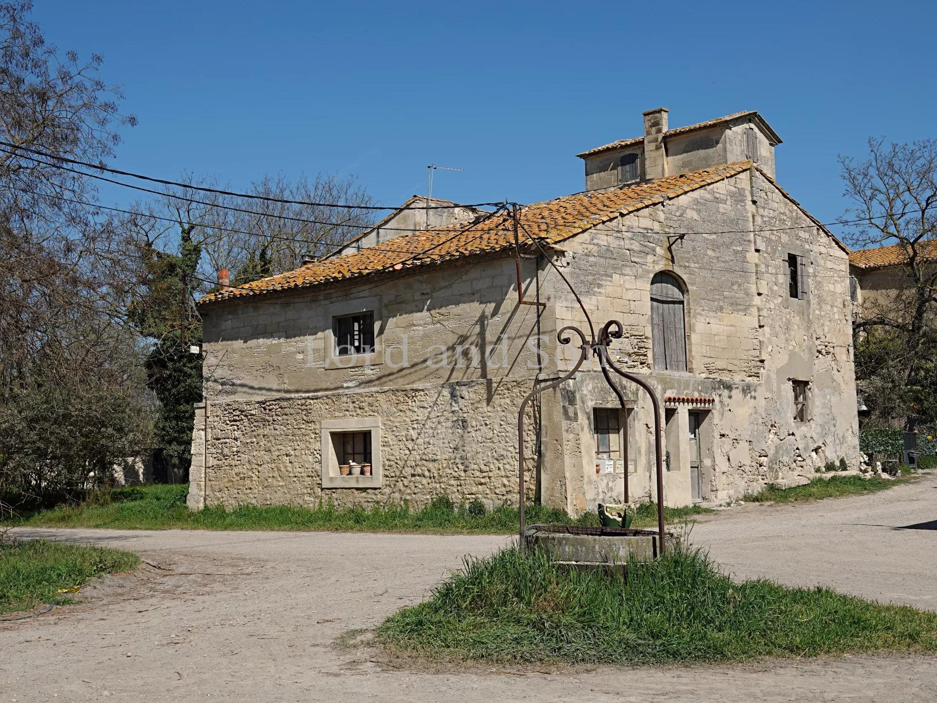agence immobiliere Arles