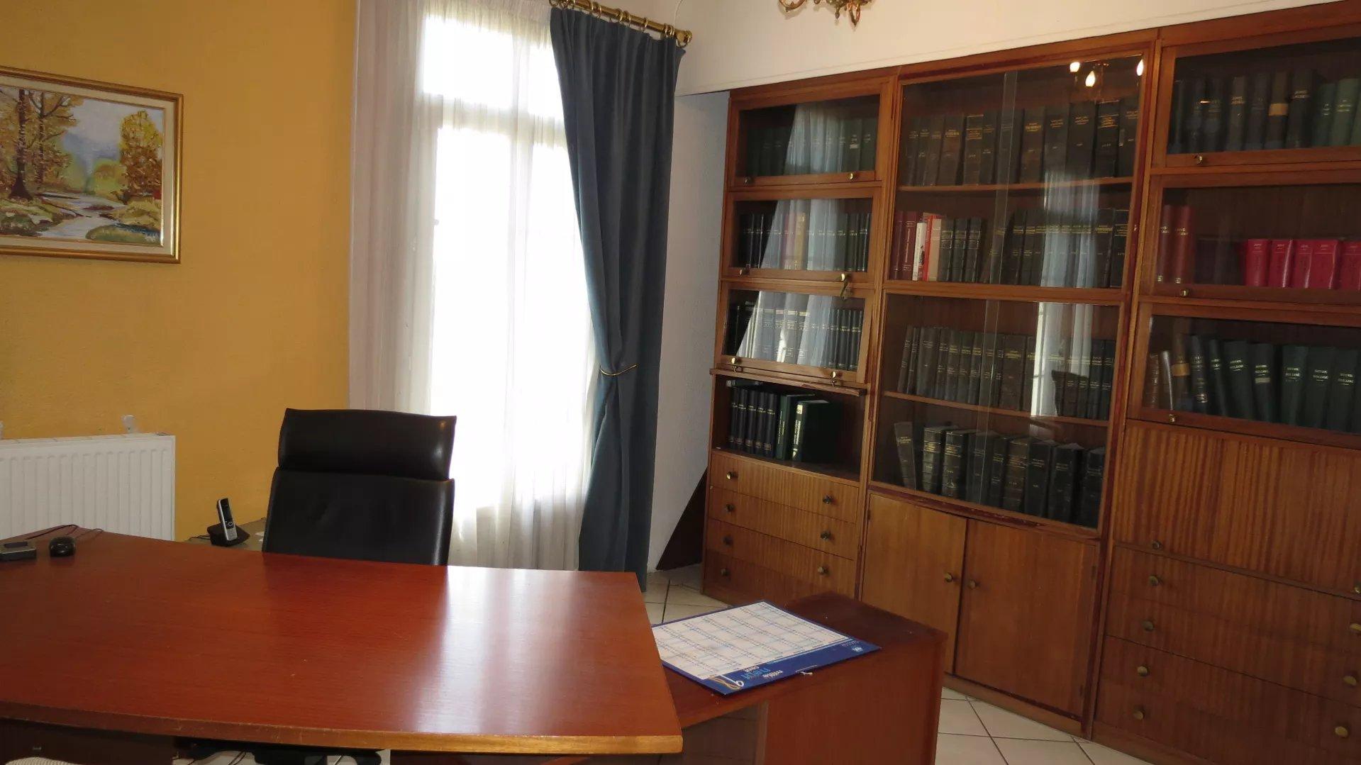 PERPIGNAN-CLEMENCEAU BUREAUX 190m²+ 2 STATIONNEMENTS PRIVATIFS