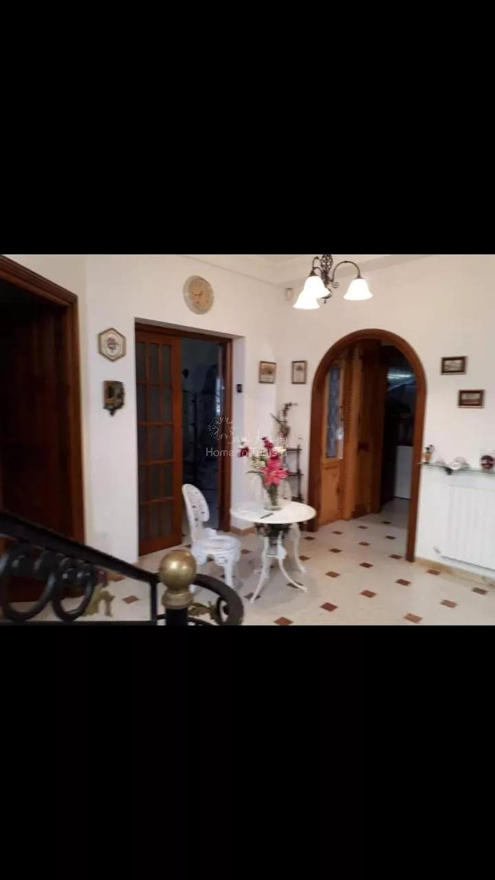 Vente Villa - Borj Cedria - Tunisie