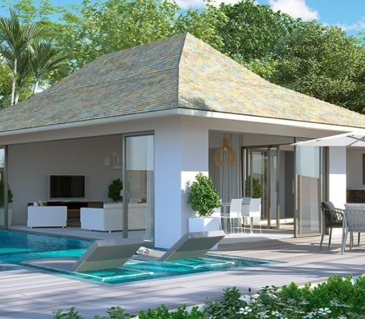 Villa at the heart of nature