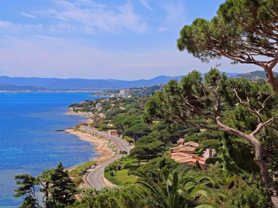 SAINTE MAXIME - French Riviera - 1 bed Apartment - Domain with pool