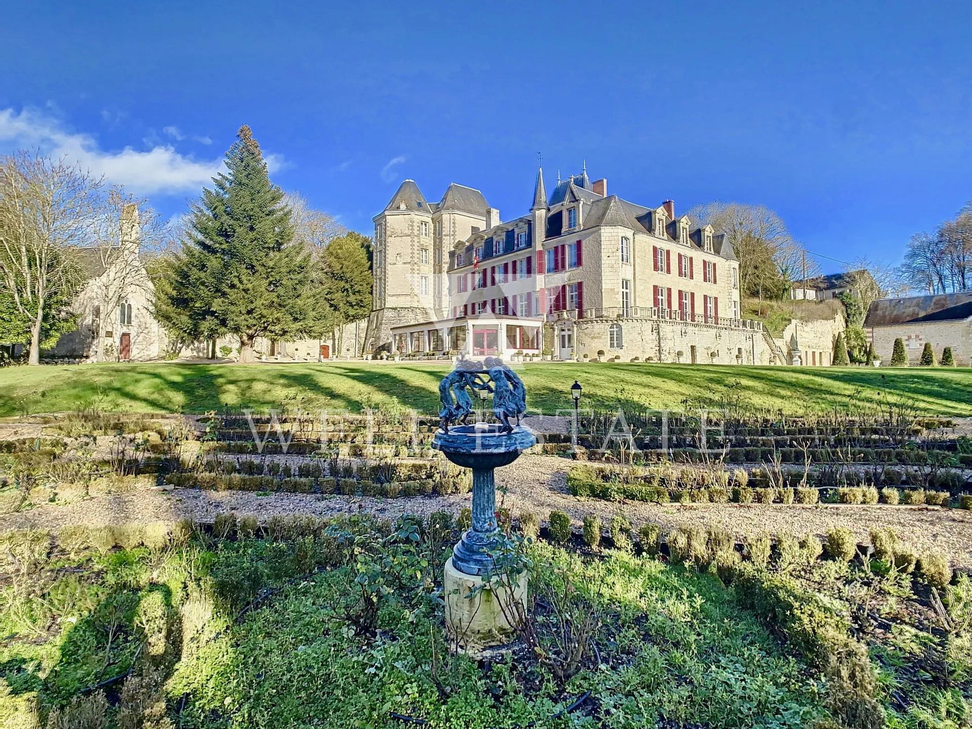 Продажа Замок - Sepmes