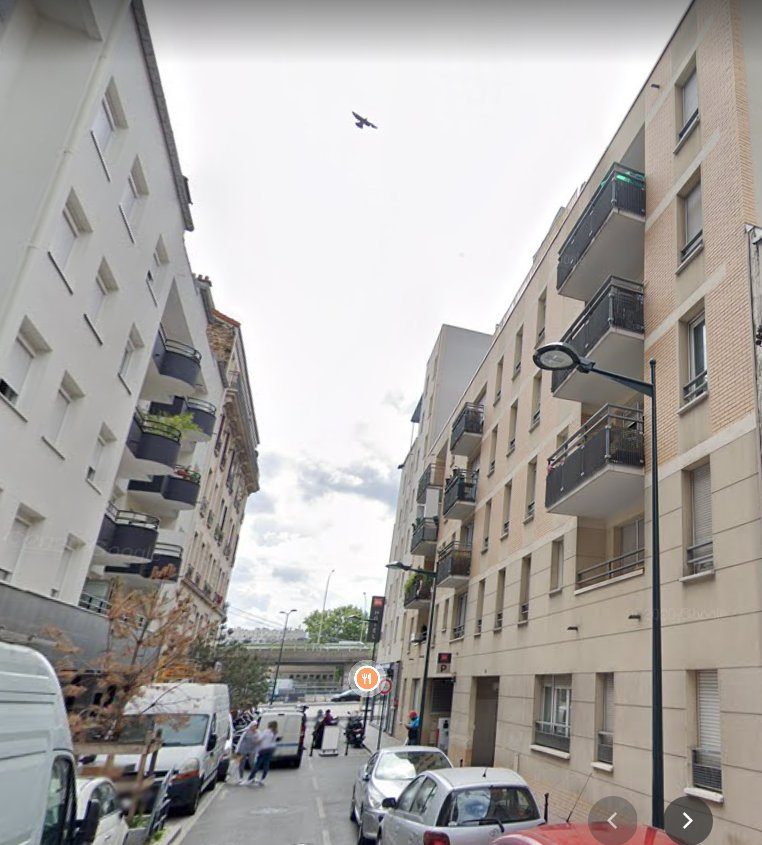 Appartement 3 pièces Clichy