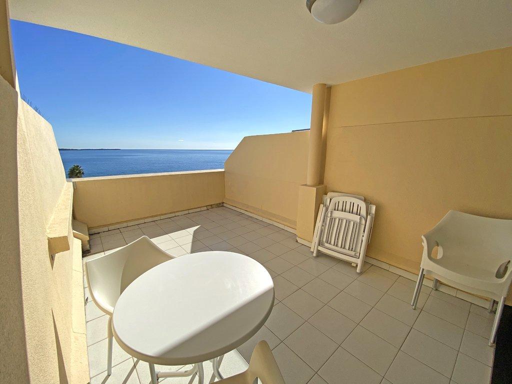 Duplex 3P terrasse avec vue mer - Cannes la Bocca