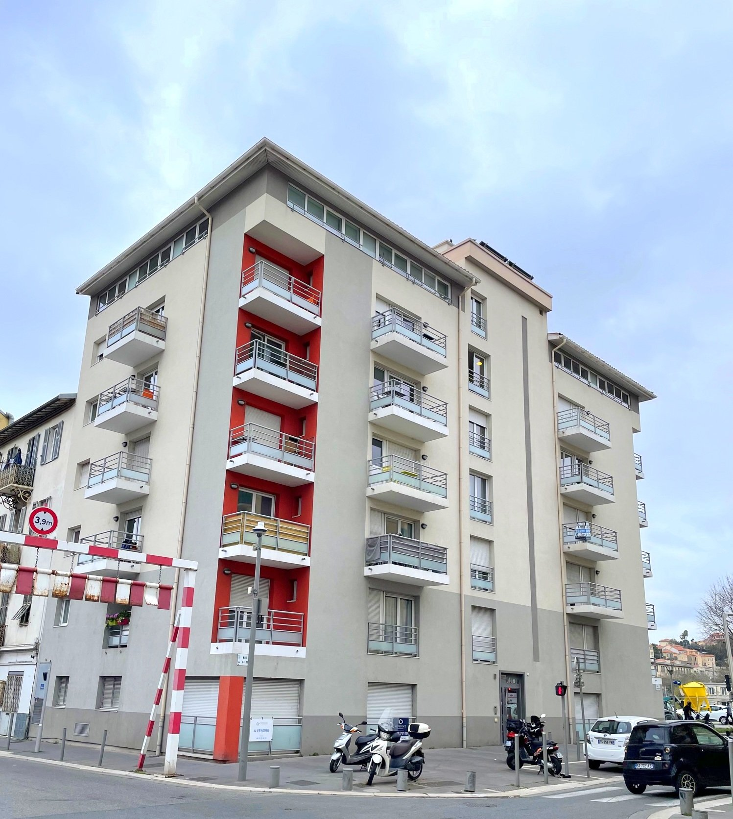Vente Parking - Nice Saint Roch