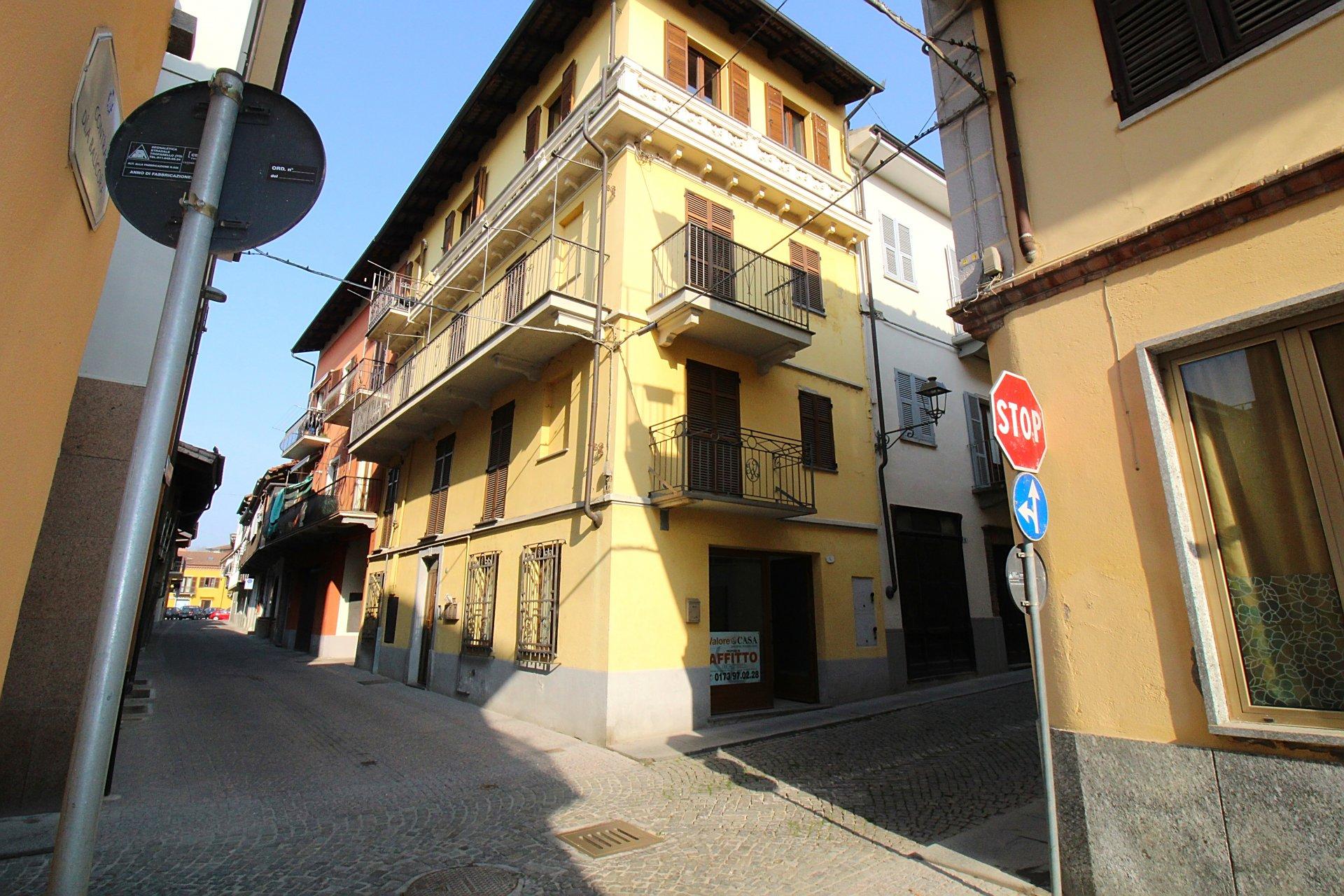 Negozio in via Garibaldi