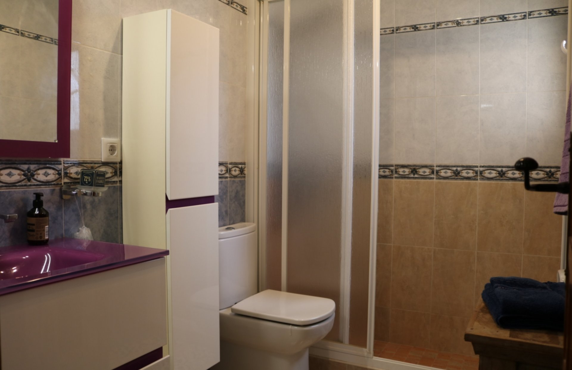 Villa à Moraira avec appartement indépendant