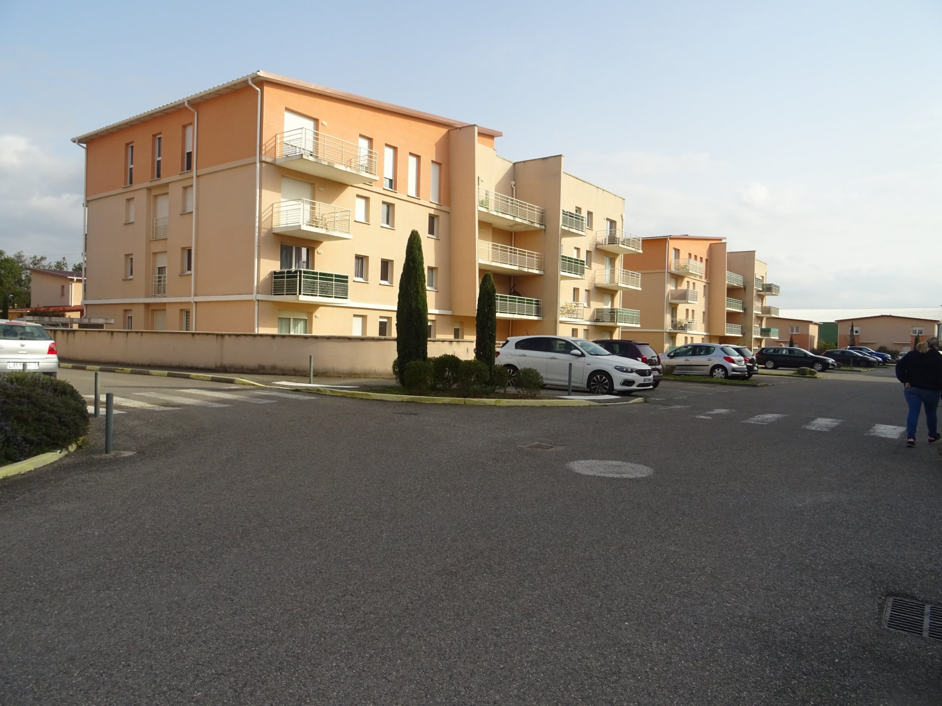 Montélimar T2 40.35 m2 + Parkings