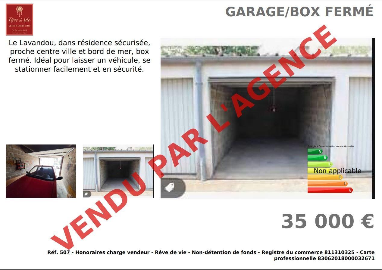 Sale Carpark Le Lavandou