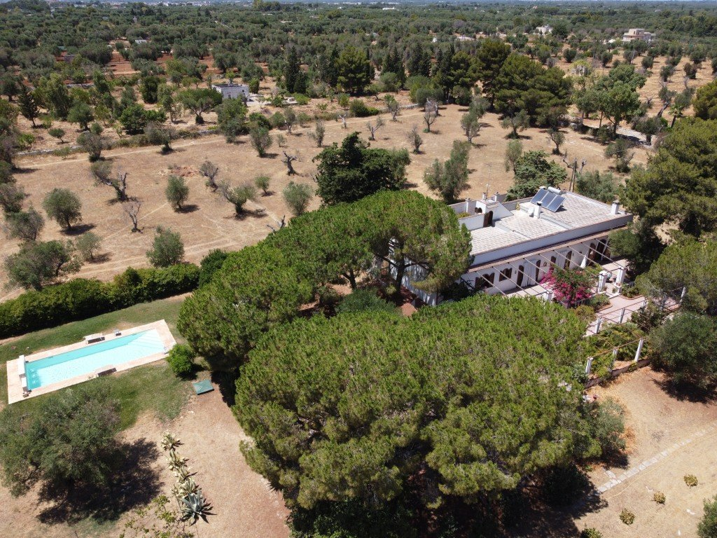 3+ bedrooms villa with private pool and garden