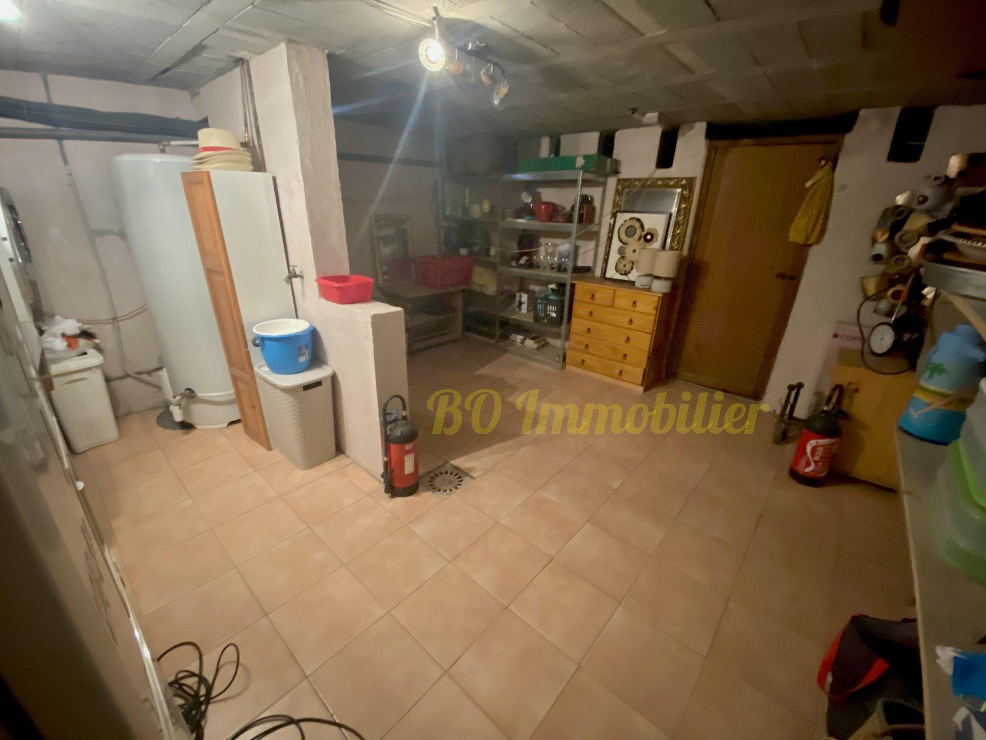 Maison 4p de 111m² avec un terrain de 300m²
