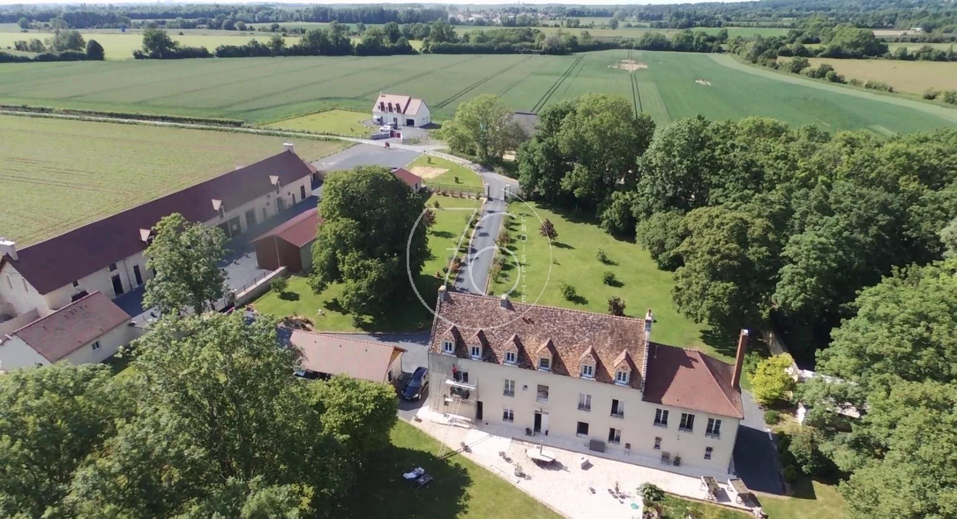Magnifique Propriété en Pierre Normandie 35 mn de Deauville