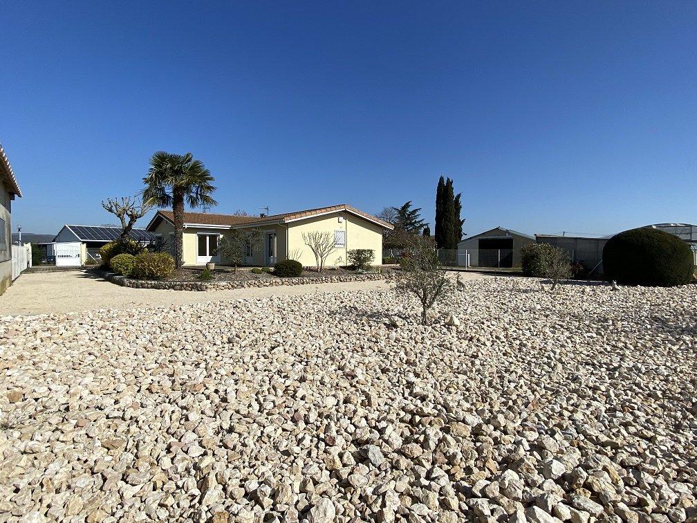 Maison T5 de 110 m² env à Saint-Paul les Romans