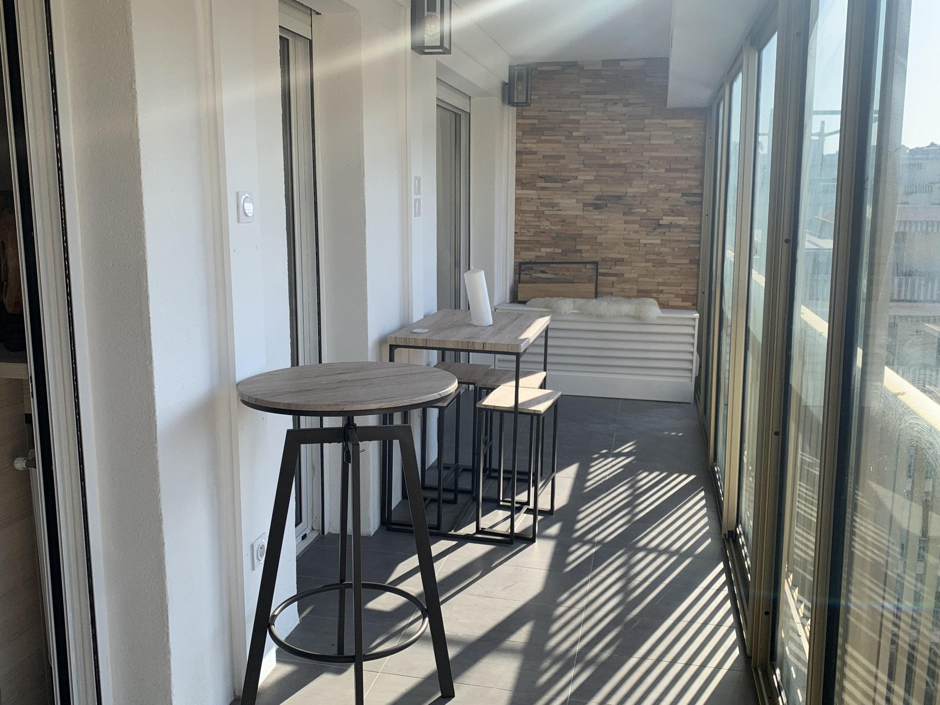 2 rooms completely renovated 2 steps from the Croisette