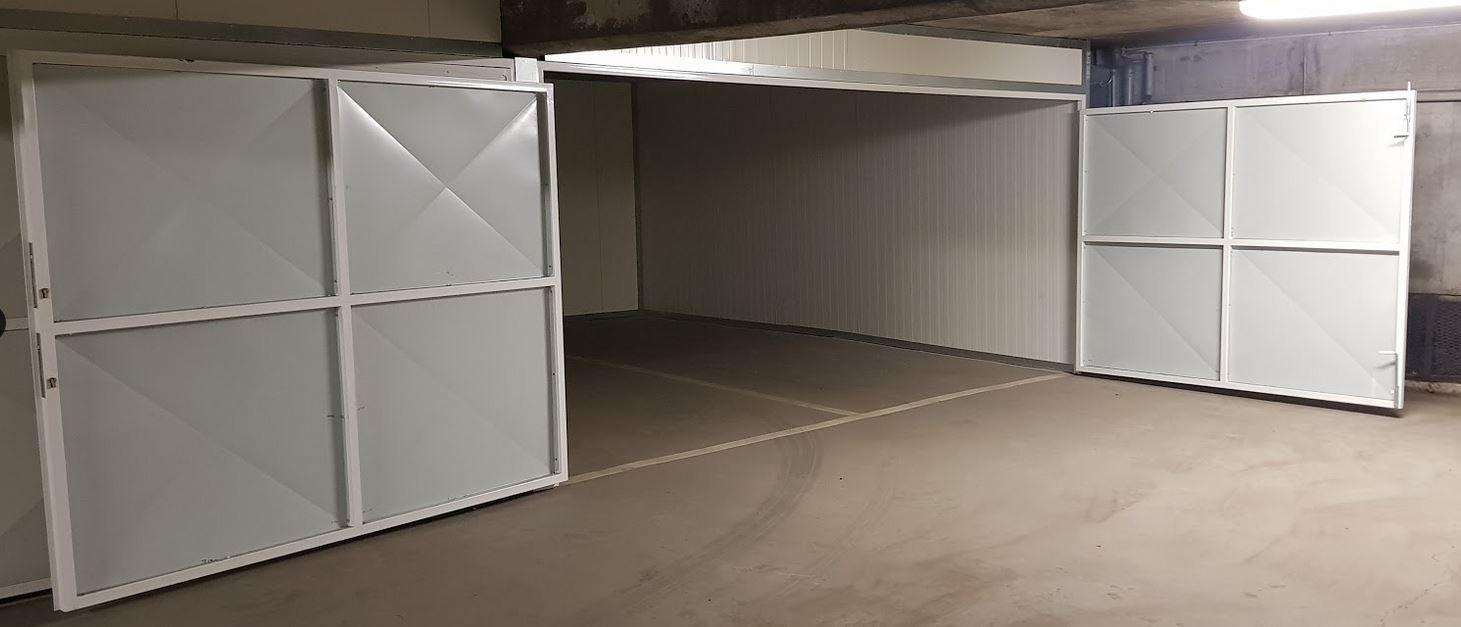 Box dans immeuble récent