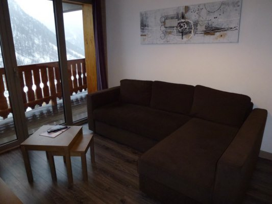 Seasonal rental Apartment - Isola 2000 Station