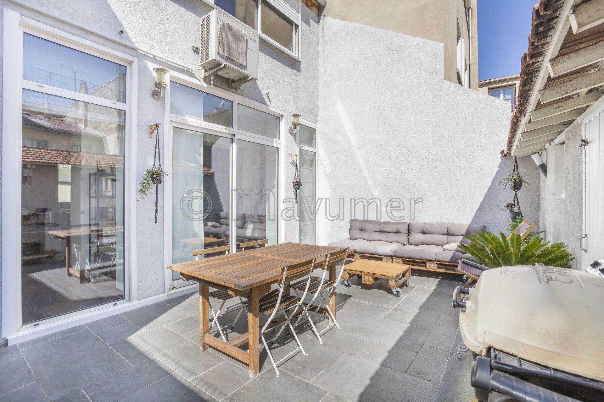 Sale Townhouse - Marseille 10ème Menpenti