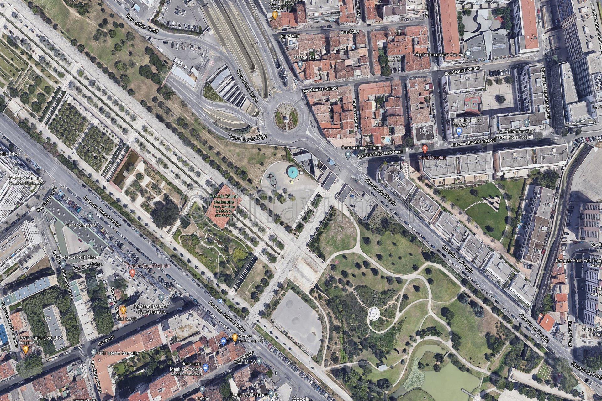 Sale Terraced house - Marseille 10ème Menpenti