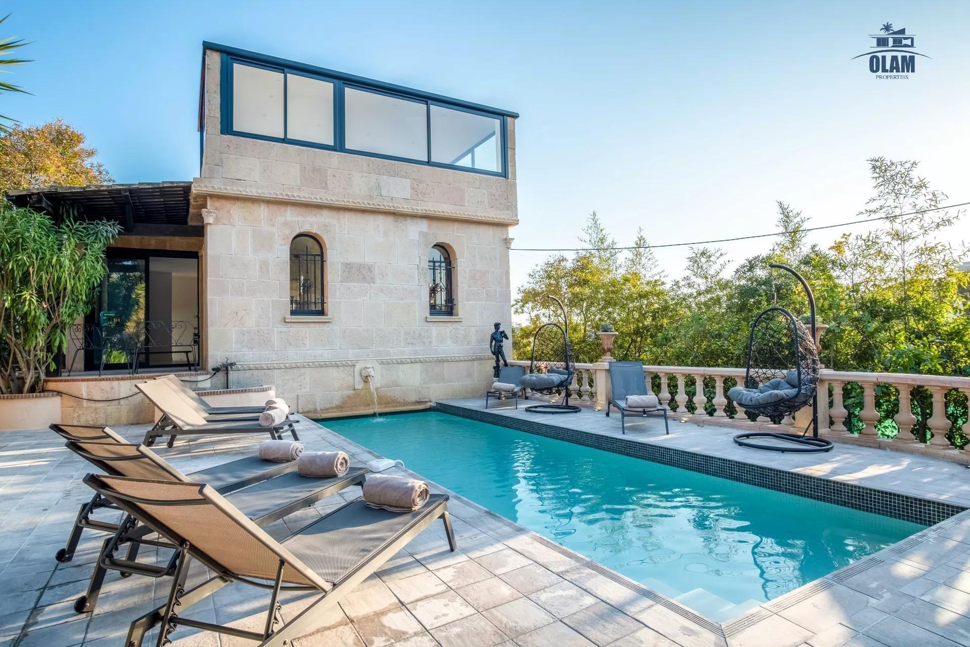 Seasonal rental Villa - Cannes Petit Juas