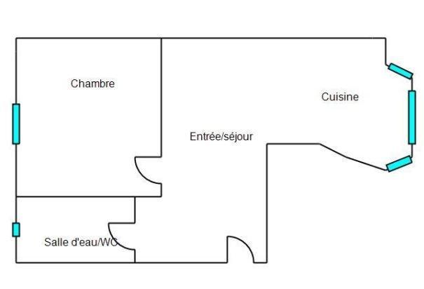 Vendita Appartamento - Nizza (Nice) République
