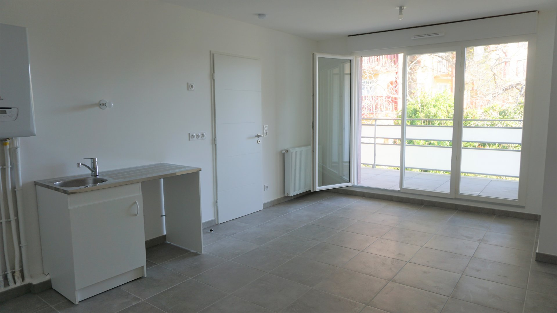 Appartement T2 à louer - CAVALAIRE-SUR-MER