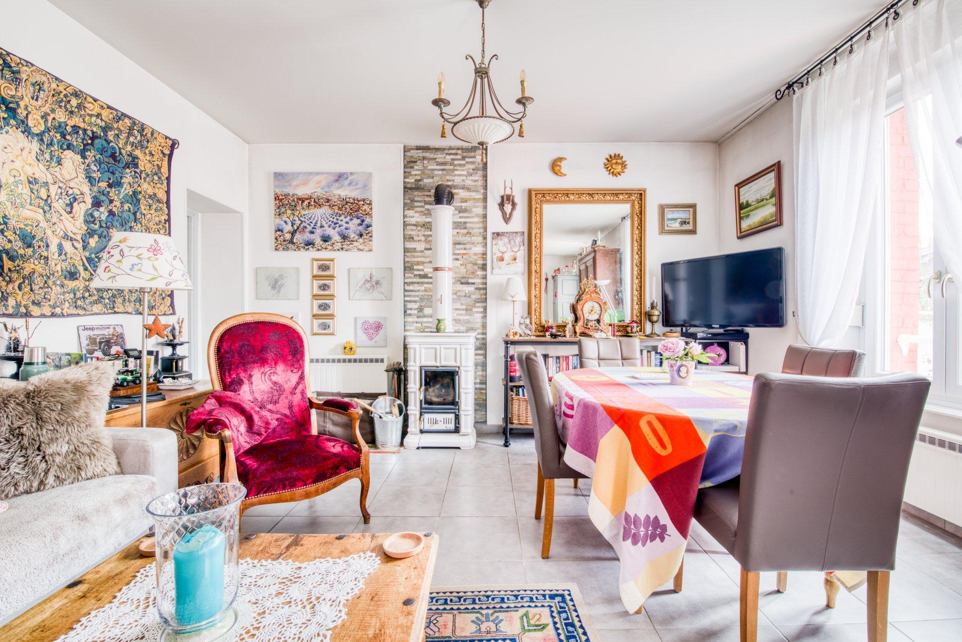 Sale Apartment - Tucquegnieux