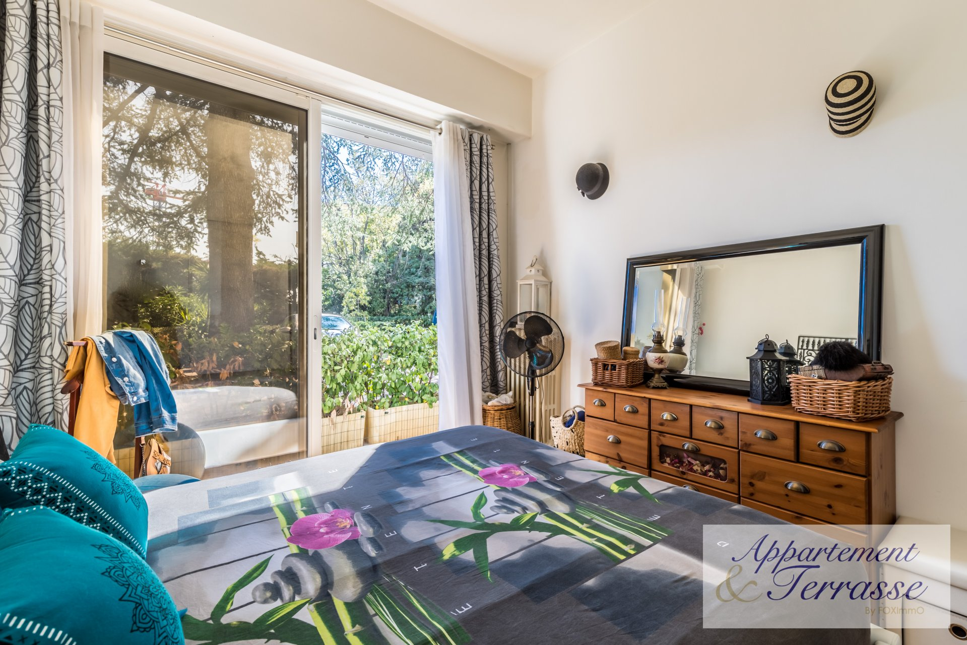 Nice Fabron, 2 room flat near the Faculty of Letters