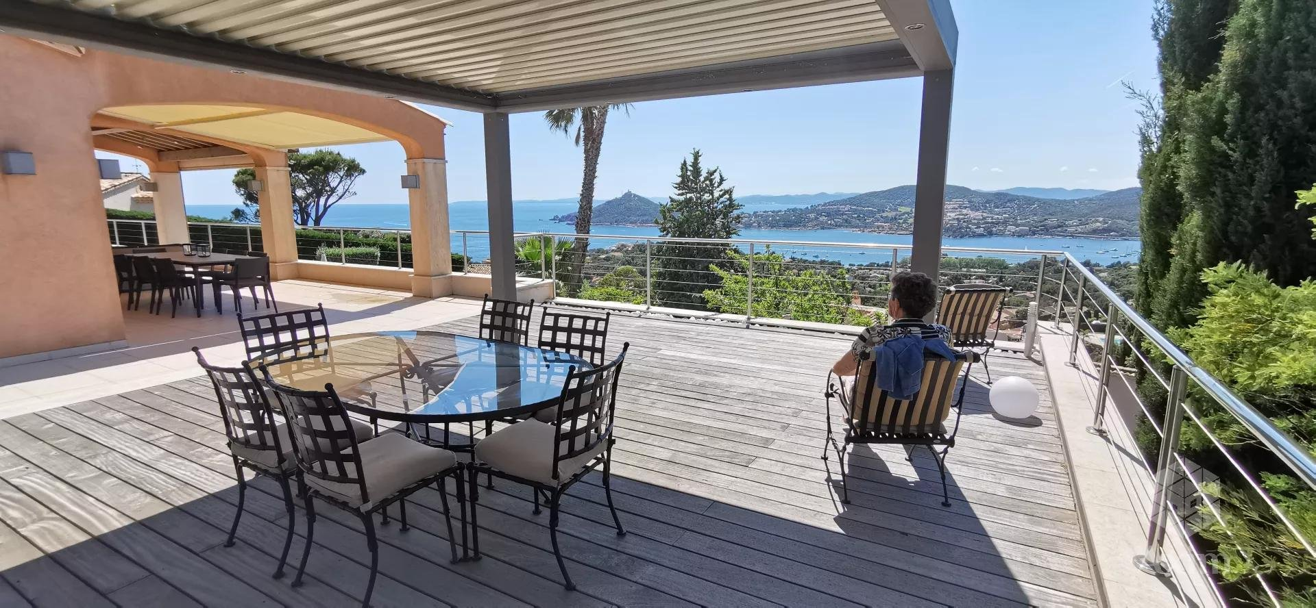 Alquiler por temporada Villa - Saint-Raphaël Bord de mer