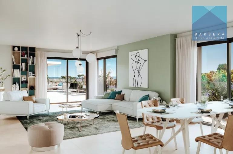 Programme appartement 56 m²