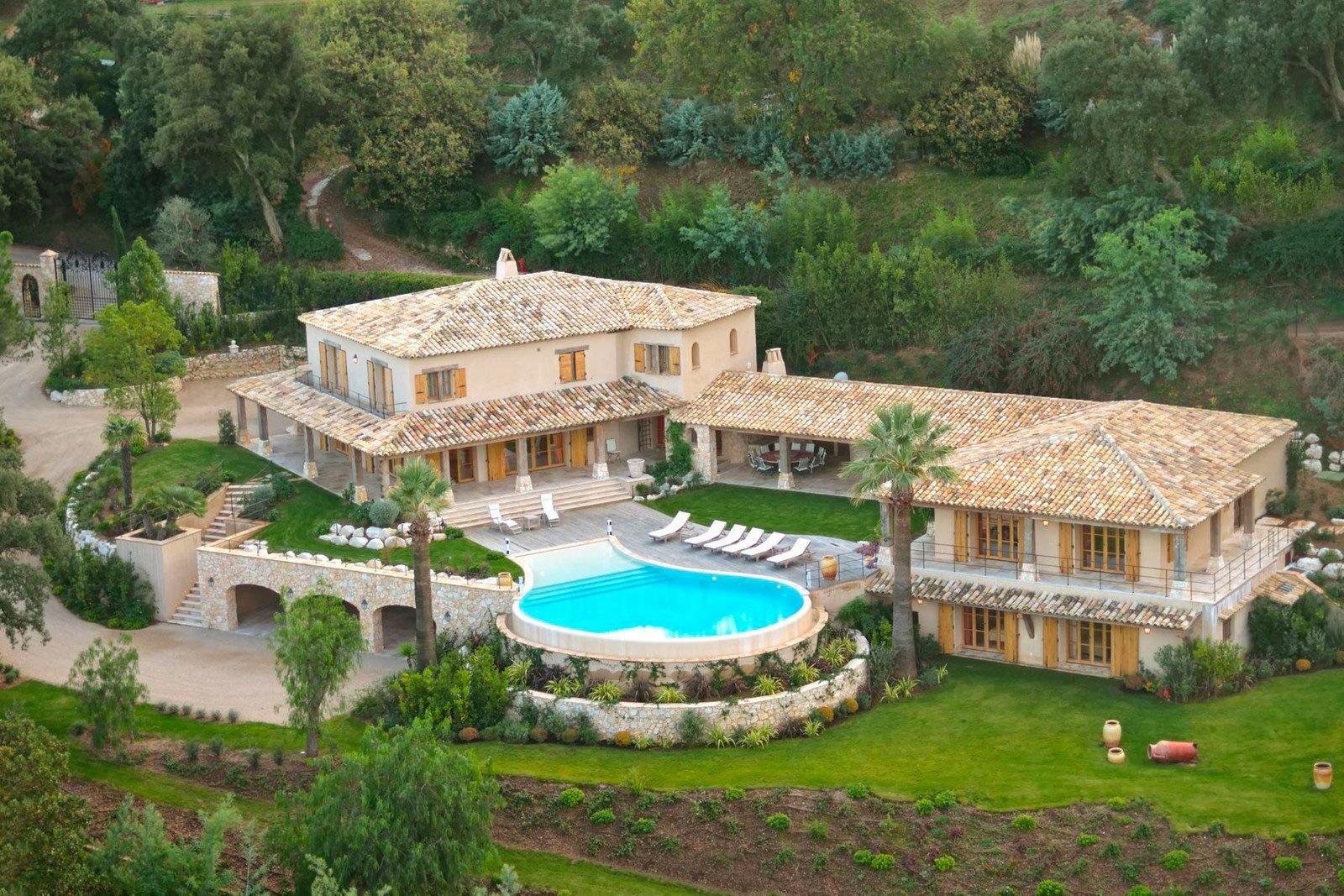 Великолепное провансальское поместье