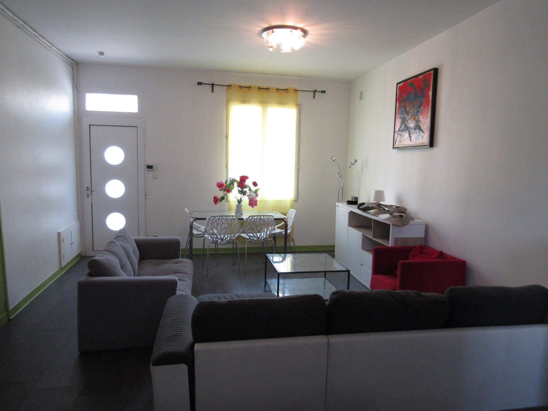 Matabiau Maison T2 meublé