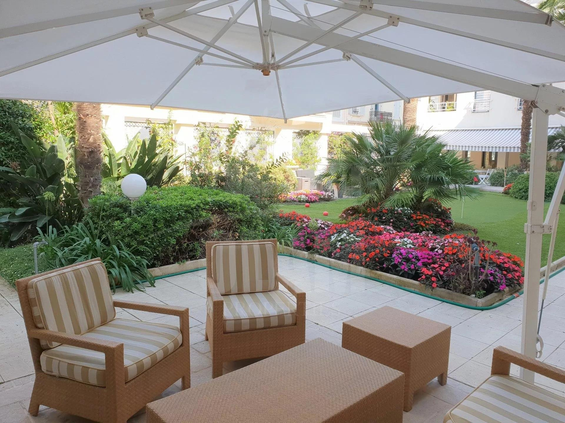 Cannes luxueux dernier étage