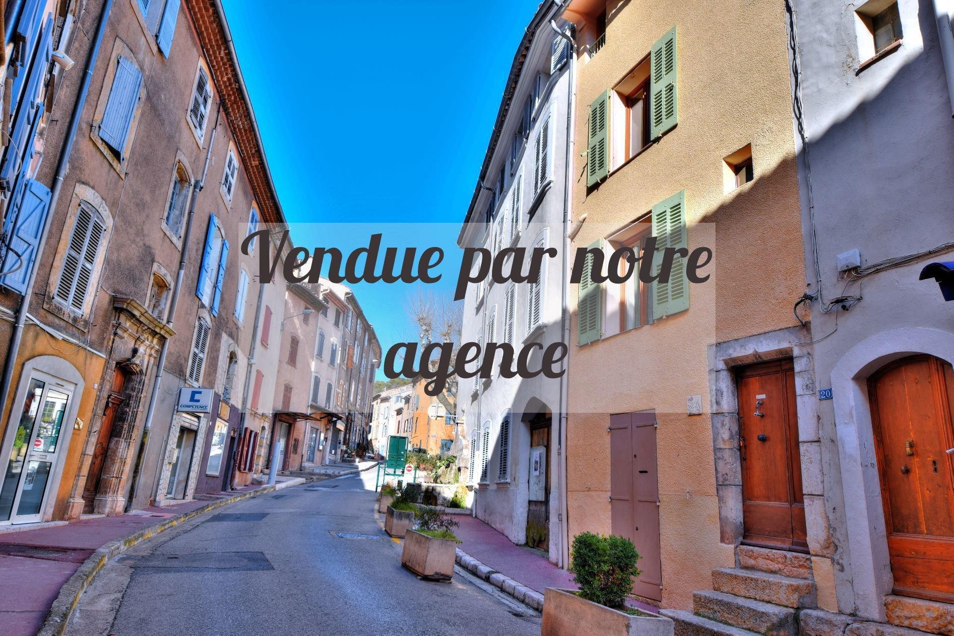 Achat Maison de village Aups Provence