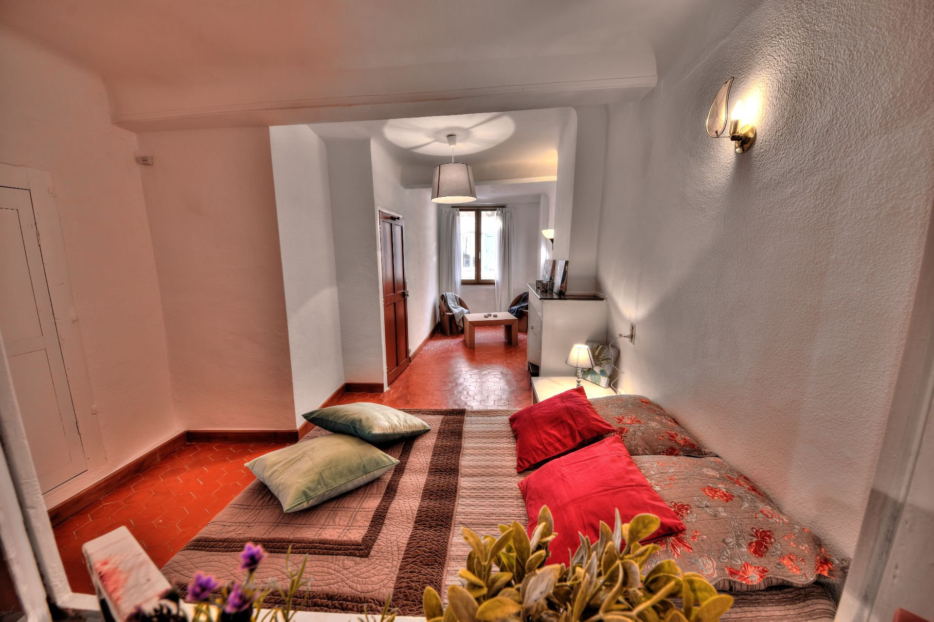 Chambre 1 de la maison de village 3 chambres, Var, Provence, Verdon