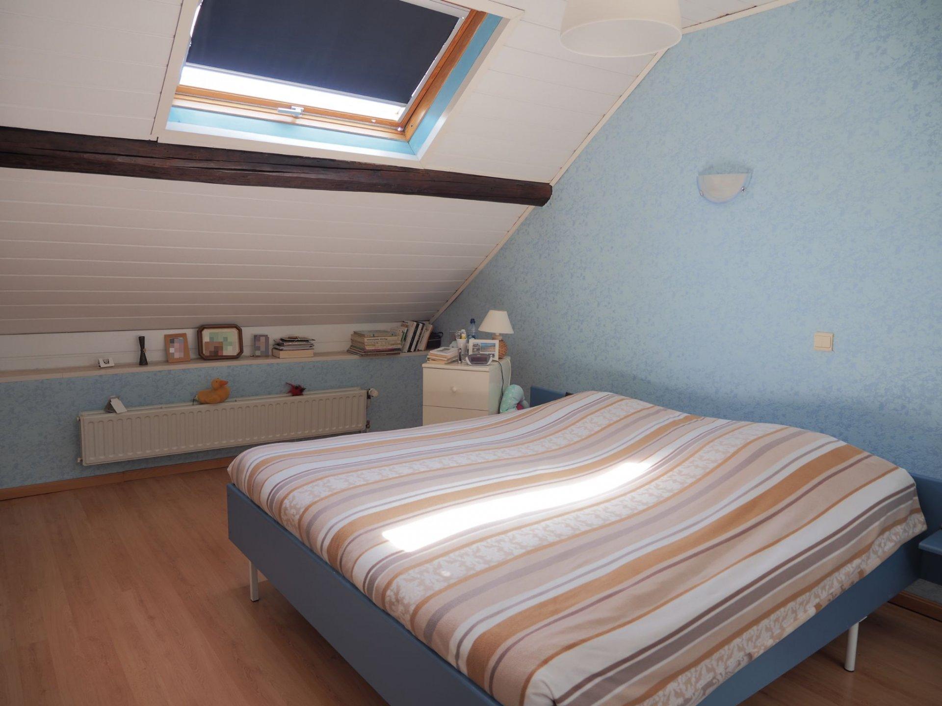 +++SOUS-OFFRE+++Maison 2 façades de 3 chambres avec garage