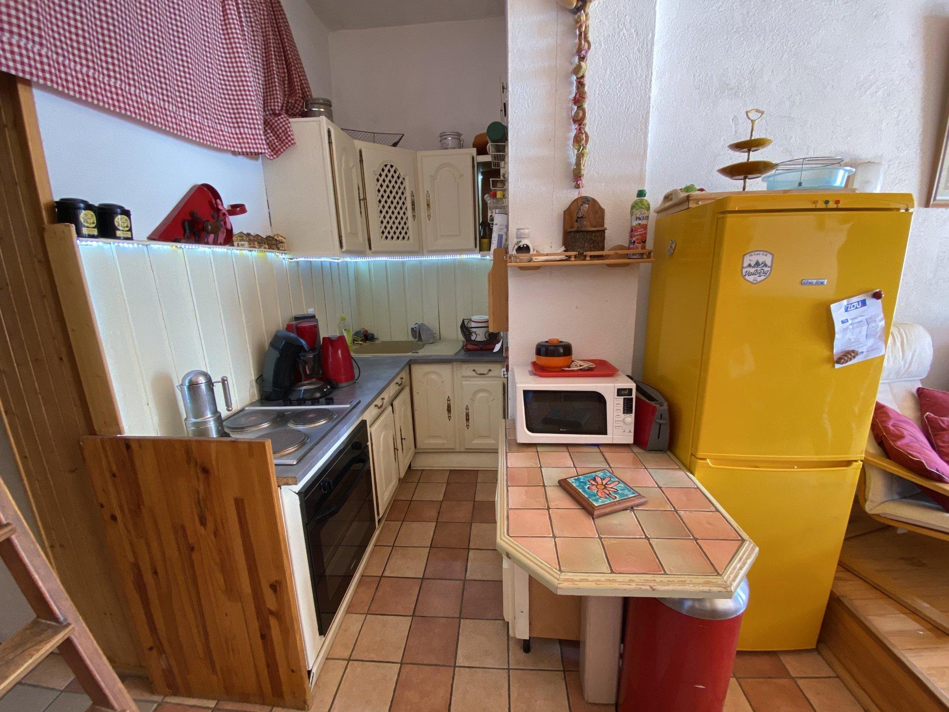 VALBERG - 06 -STUDIO 31 m² PLEIN SUD