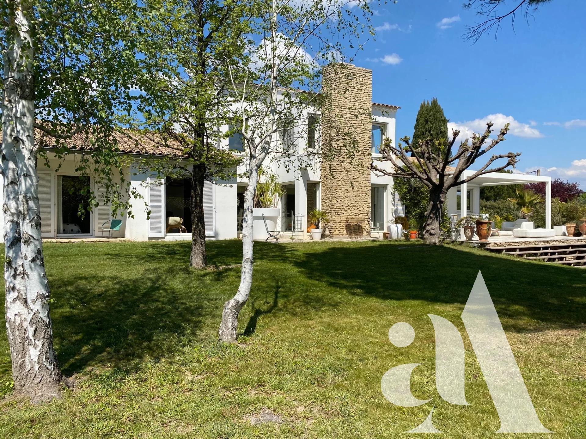 MAISON MEJEAN - SAINT-REMY DE PROVENCE - ALPILLES - 2 chambres  - 4 personnes