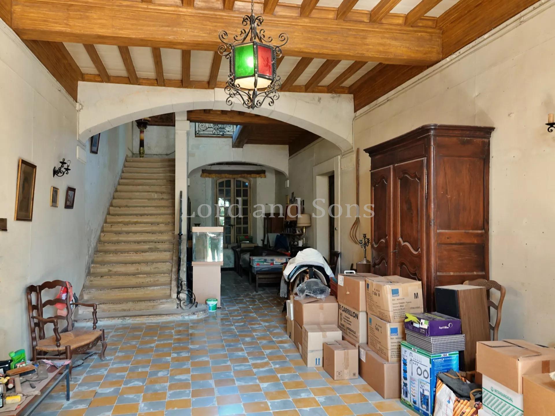 propriete de luxe Arles