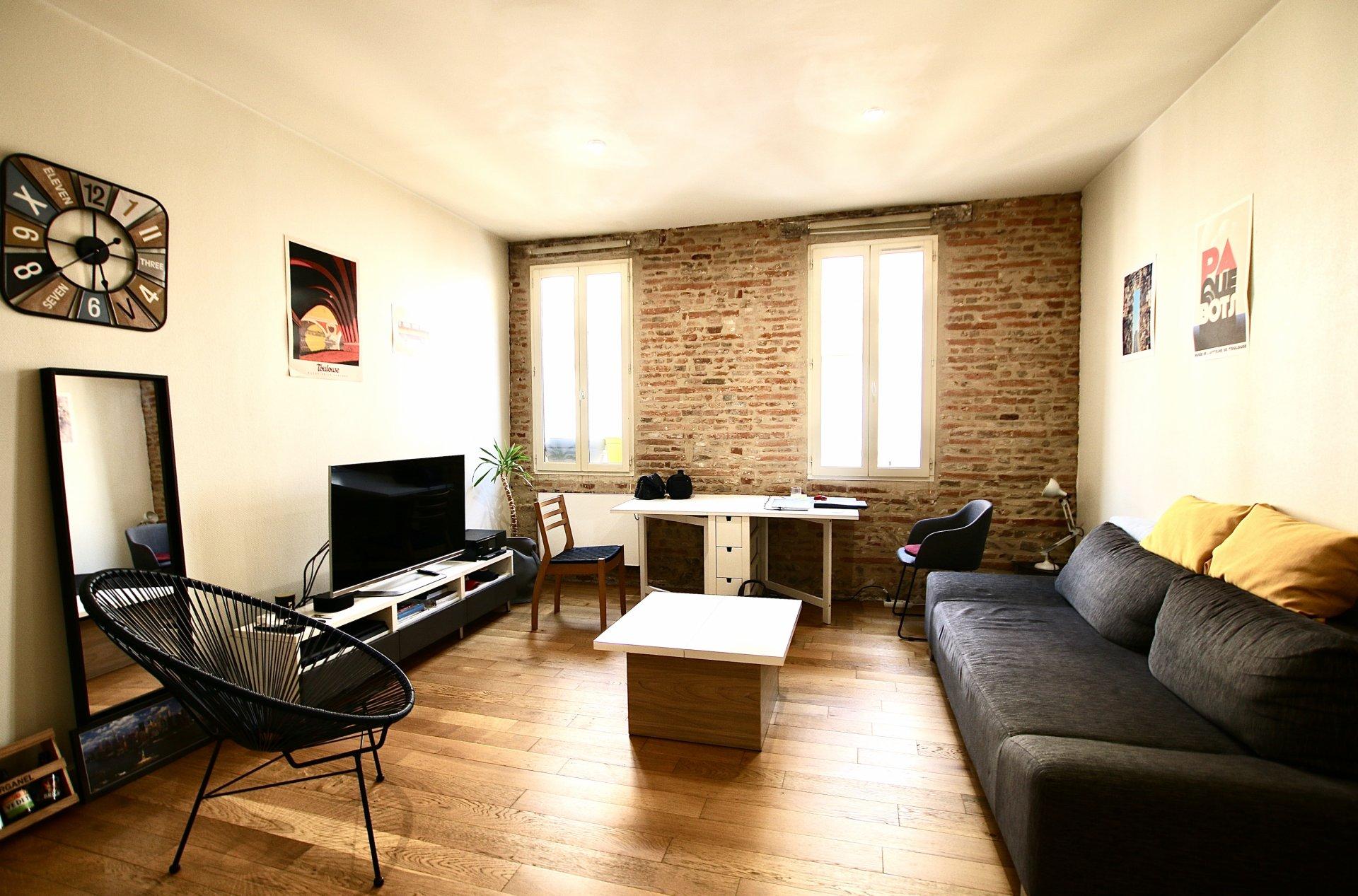 Appartement T2 de 46m2 - Compans-Caffarelli