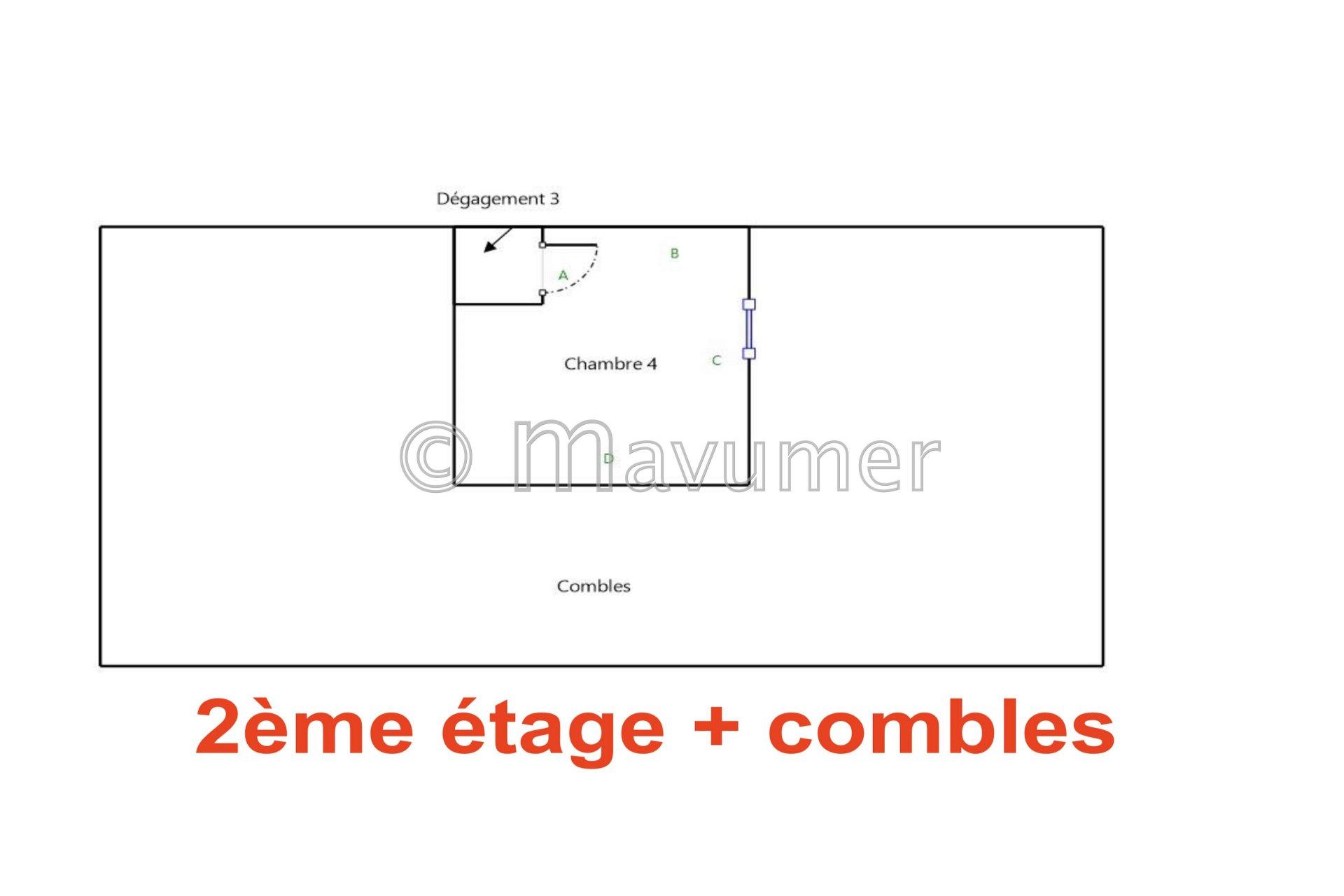 Maison T6 Marseille 13012 Saint Barnabé