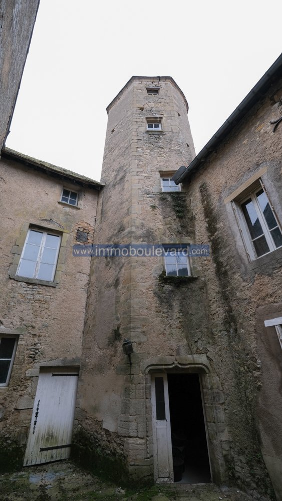 House to renovate for sale in Moulins Engilbert, Burgundy