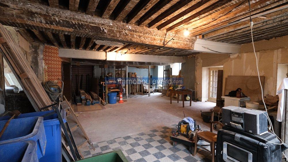 Haus zu renovieren zu verkaufen in Moulins Engilbert, Burgund