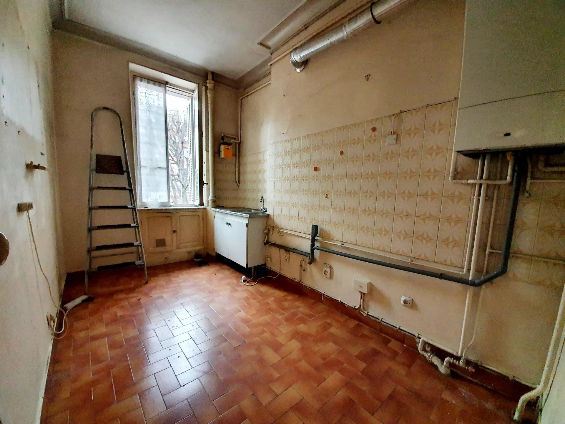 NICE BAS CIMIEZ -  Appartement 3 pièces