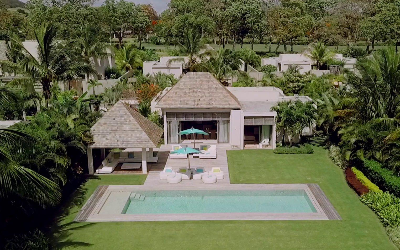 Superb Villa for sale at Beau Champ