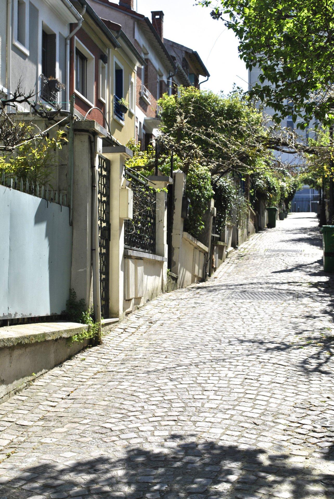 Vente Maison de ville - Paris 19ème Amérique