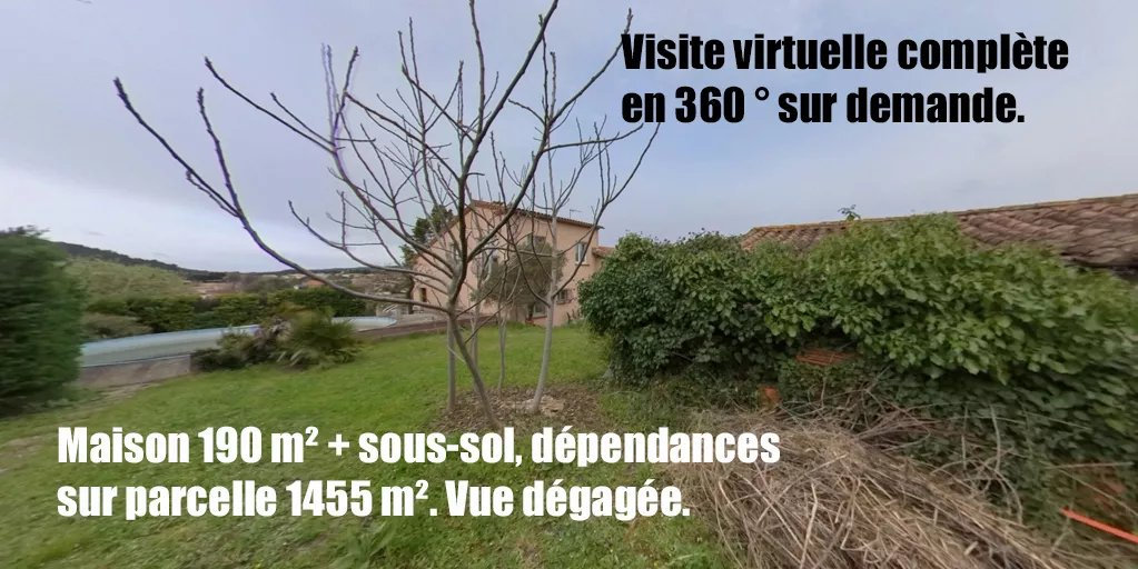 Sale House - Villeneuve-Minervois