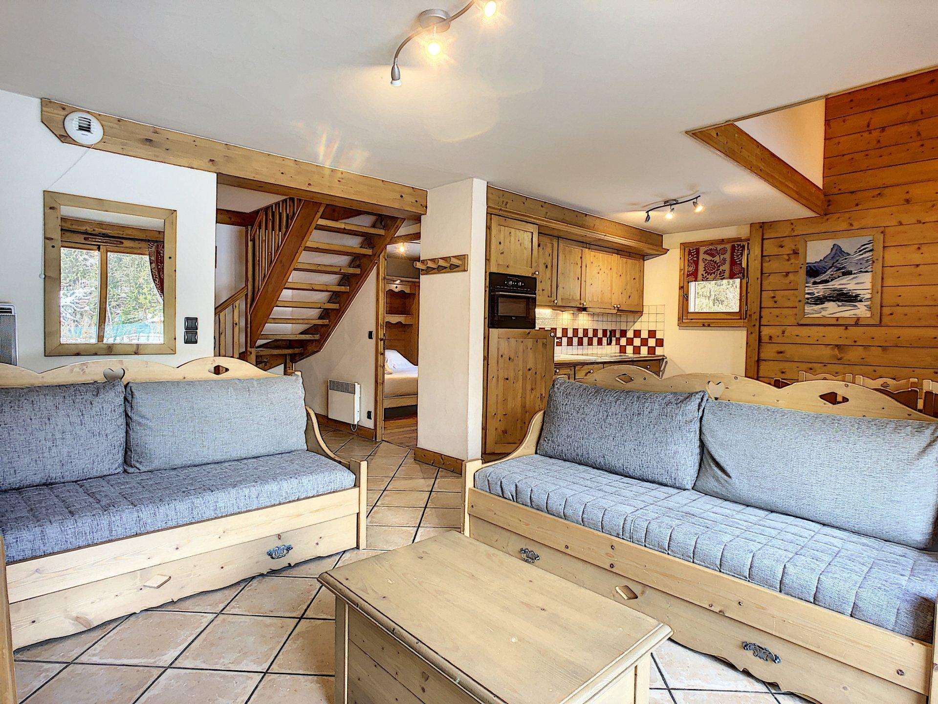 Appartamento con 3 camere da letto, Les Houches